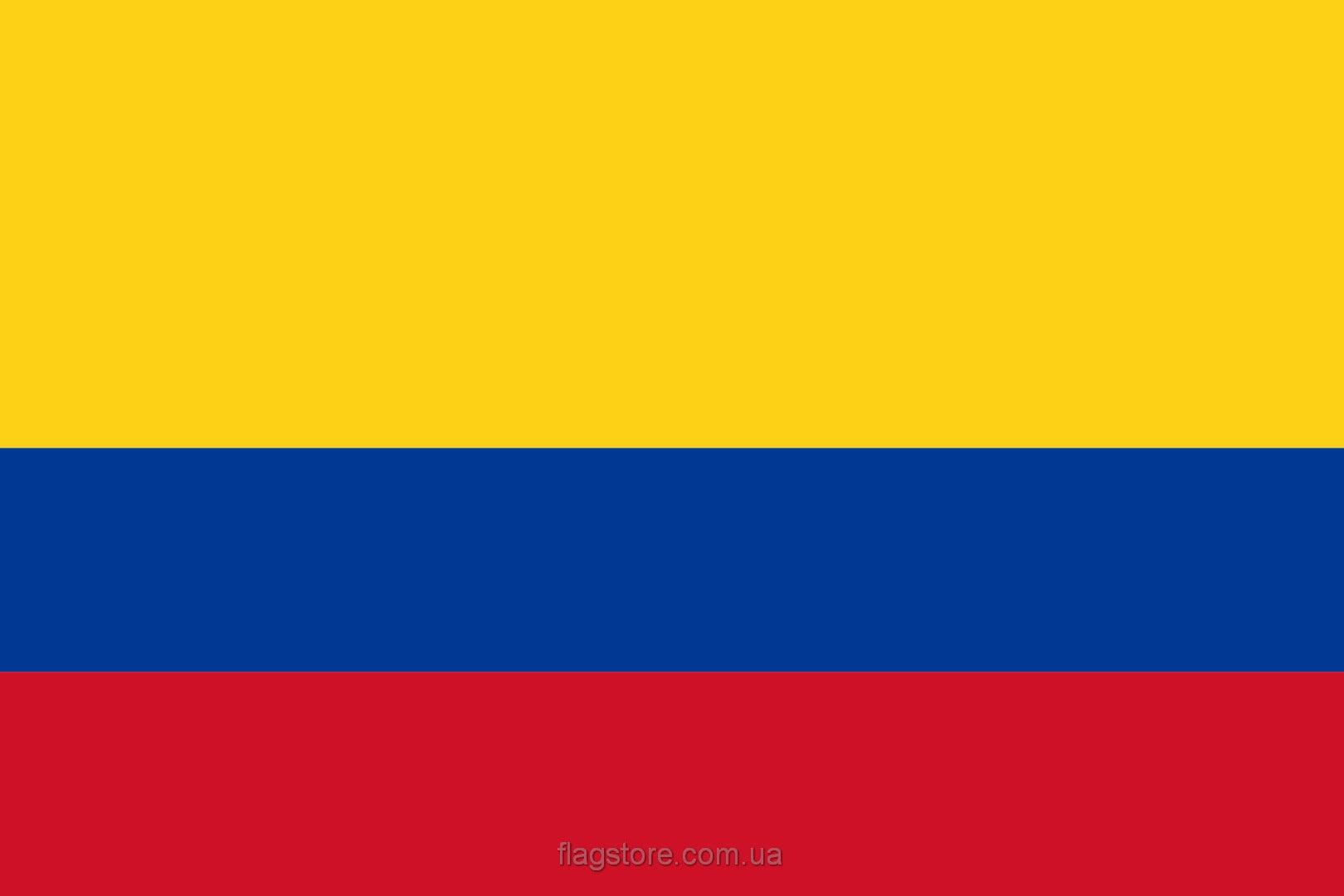 Купить флаг Колумбии (страны Колумбия)