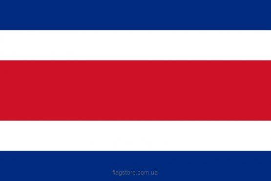 Купити прапор Коста-Ріки (країни Коста-Ріка)