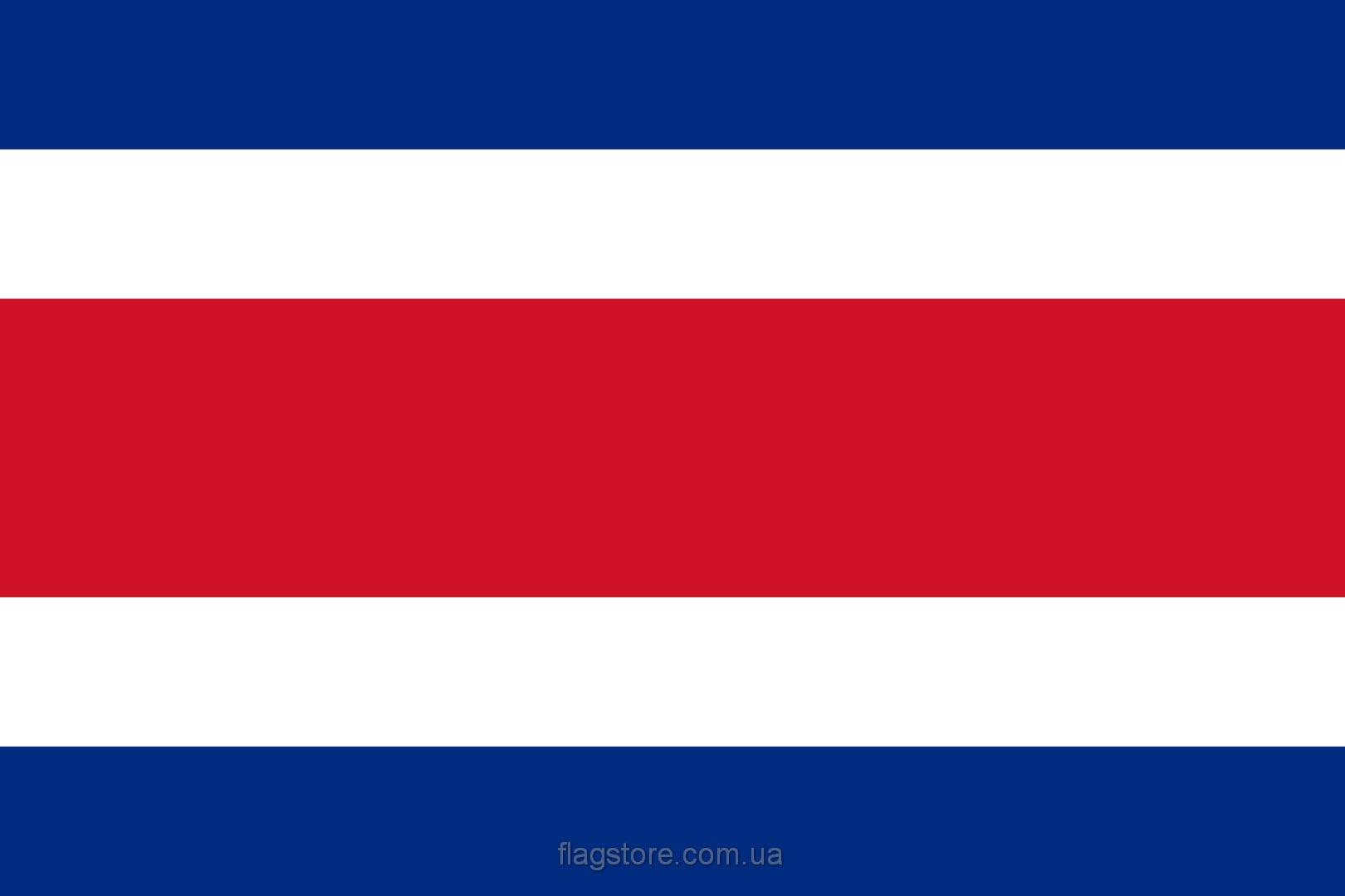 Купить флаг Коста-Рики (страны Коста-Рика)