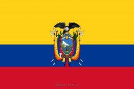 Купити прапор Еквадору (країни Еквадор)