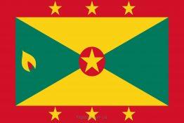 Купити прапор Гренади (країни Гренада)