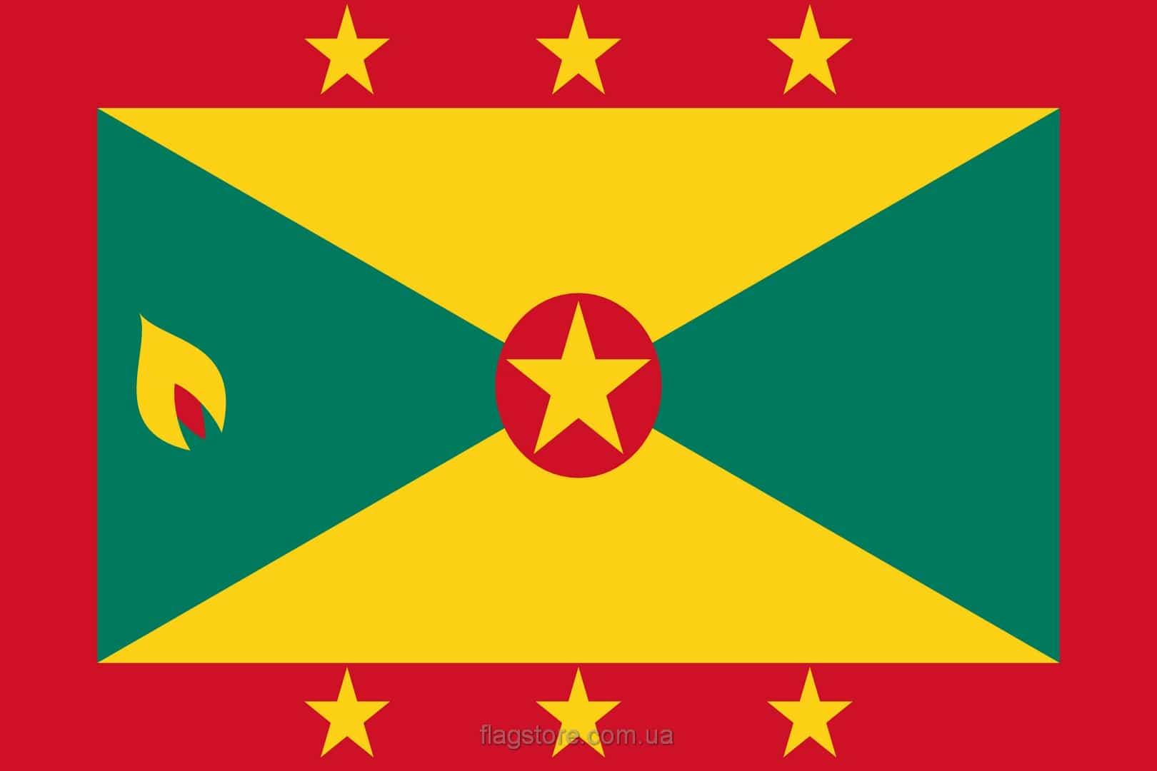 Купить Флаг Гренады (страны Гренада)