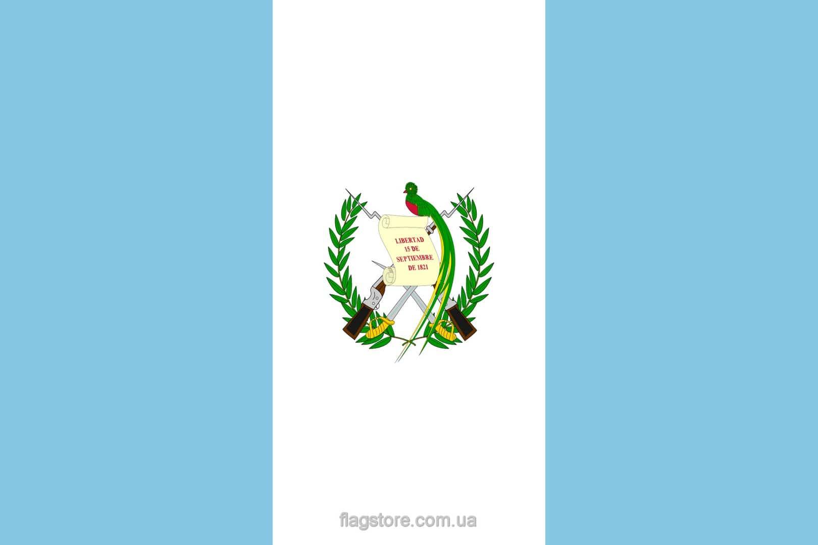 Купить флаг Гватемалы (страны Гватемала)