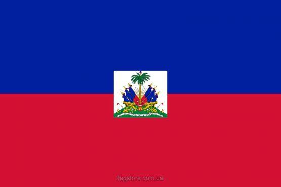 Купити прапор країни Гаїті