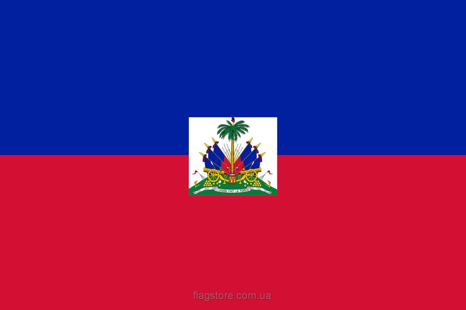 Купить флаг Республики Гаити