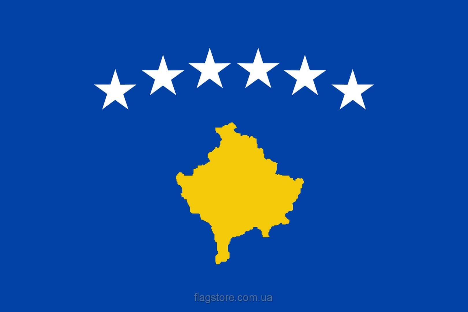 Купить флаг Республики Косово
