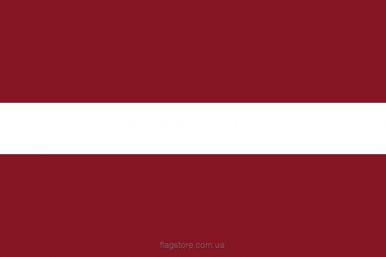 Купити прапор Латвії (країни Латвія)