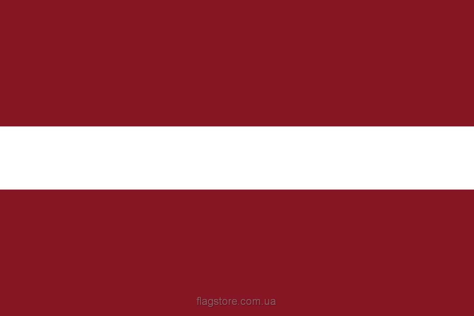 Купить флаг Латвии (страны Латвия)