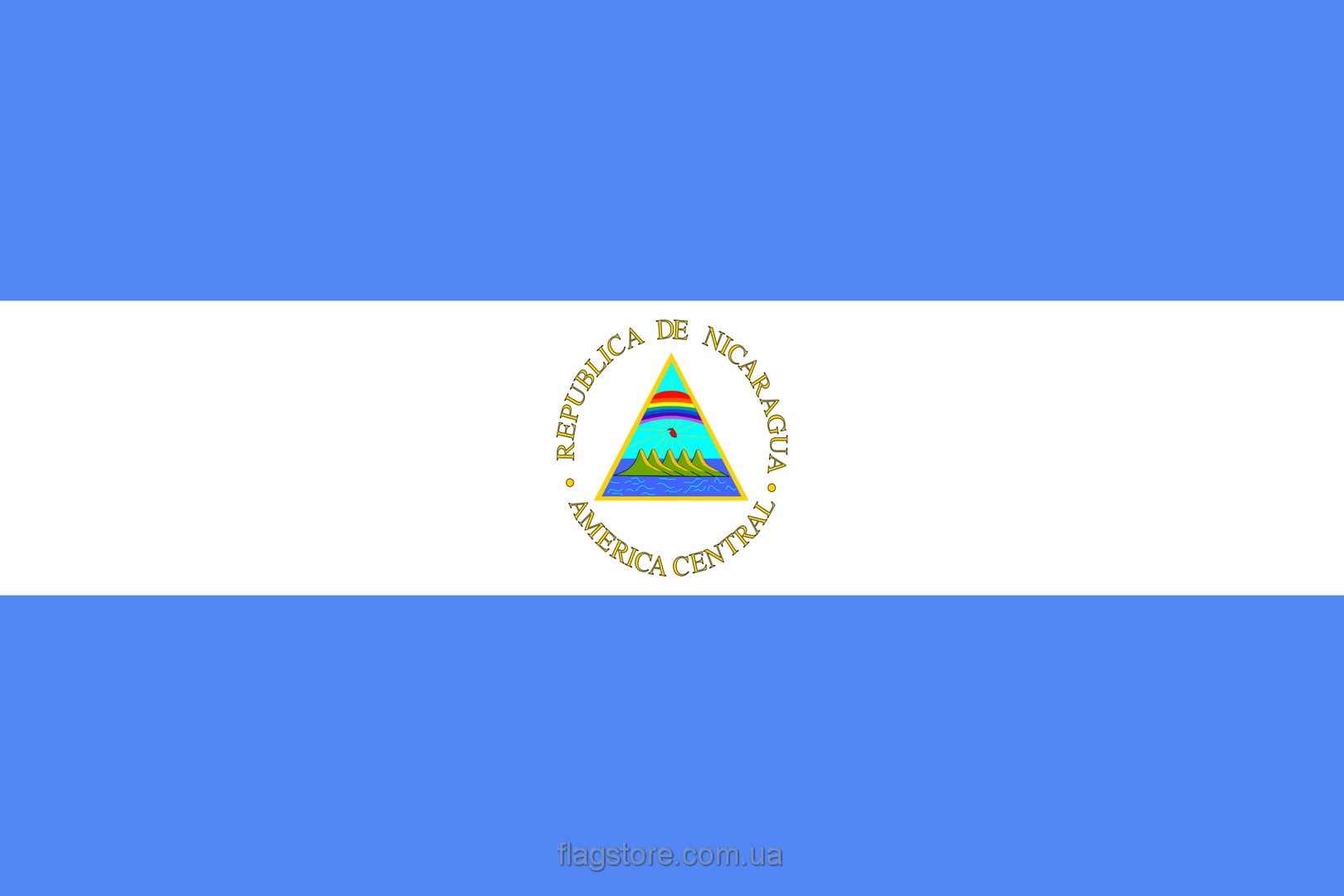Купить флаг страны Никарагуа