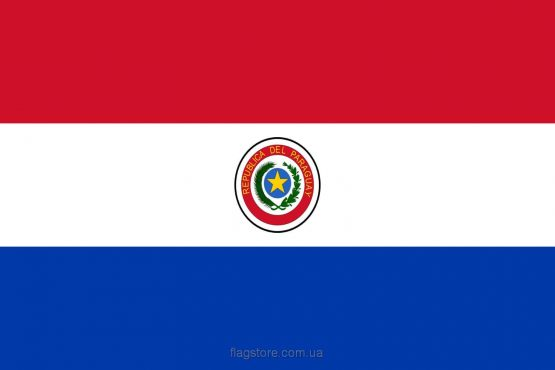 Купити прапор Парагваю (країни Парагвай)