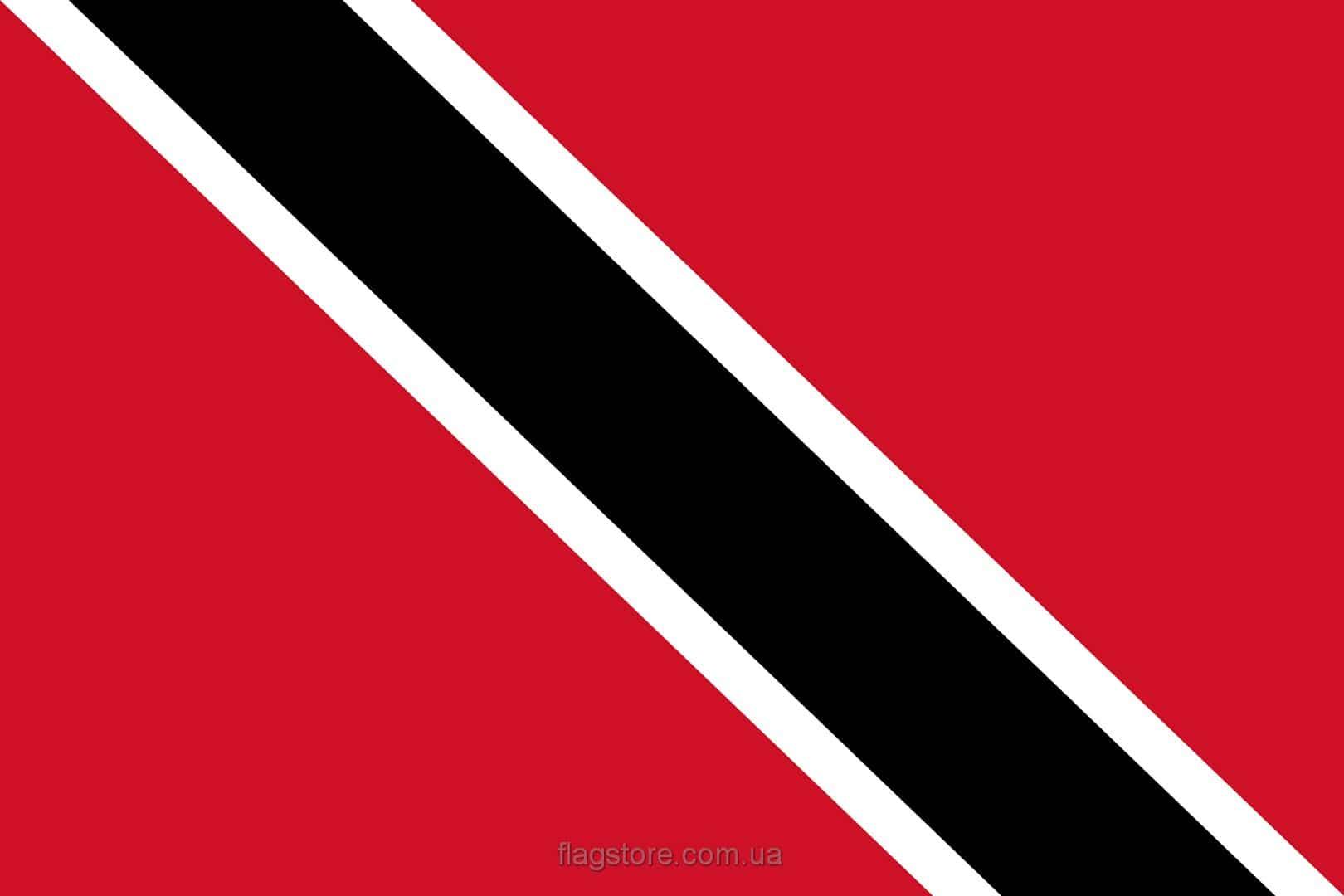 Флаг Тринидада и Тобаго (страны Тринидад и Тобаго)