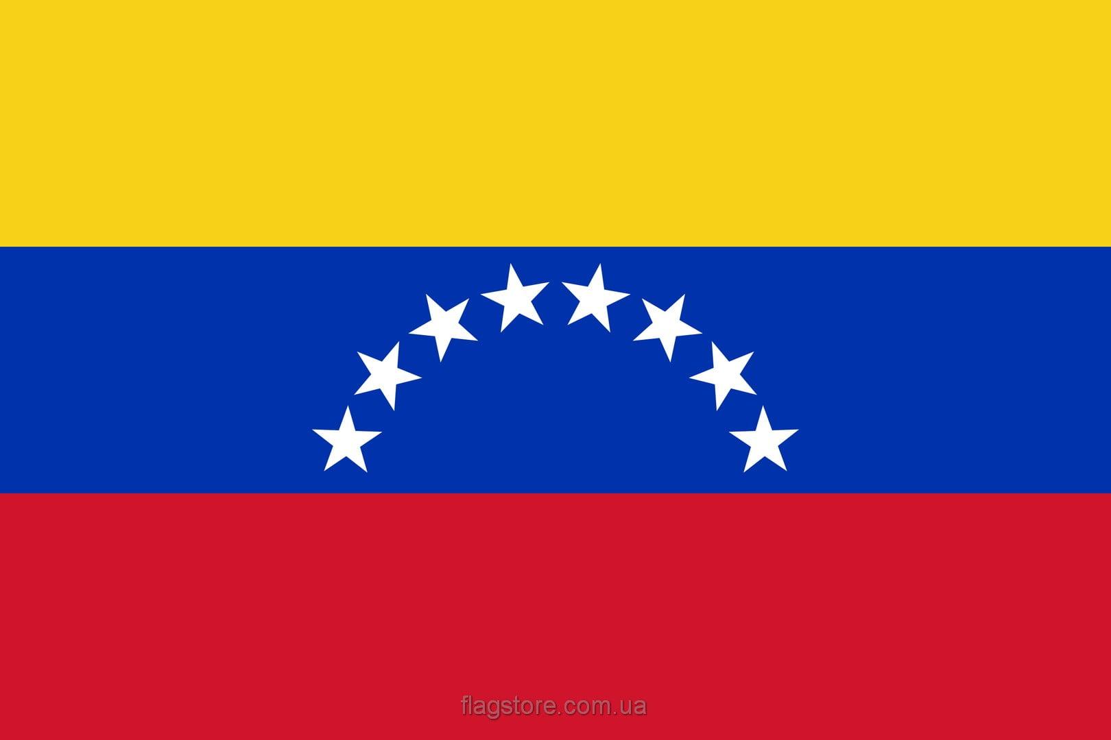 Купить флаг Венесуэлы (страны Венесуэла)
