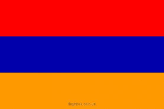 купити прапор Арменії (країни Арменія)