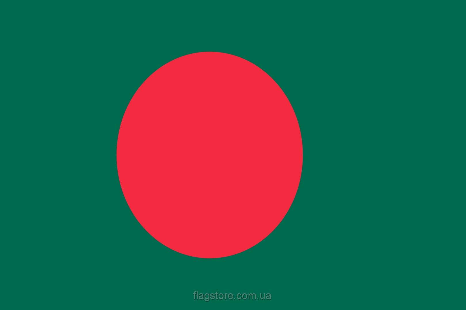 Купить флаг страны Бангладеш