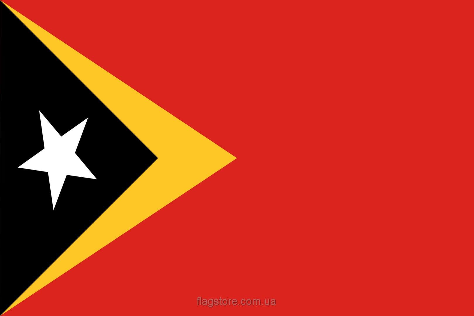 Купить флаг Восточного Тимора (страны Восточный Тимор)