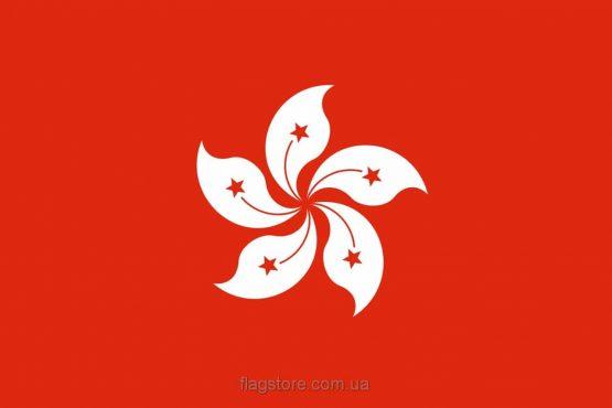 купити прапор Гонконгу (країни Гонконг)