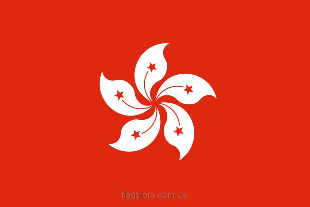 Купить флаг Гонконга (страны Гонконг)