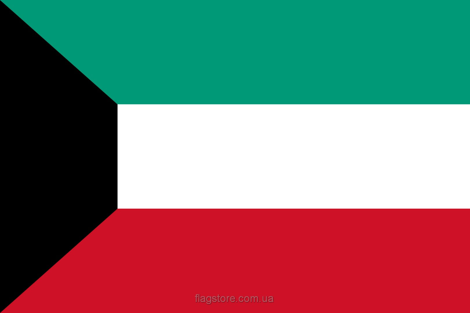 Купить флаг Кувейта (страны Кувейт)