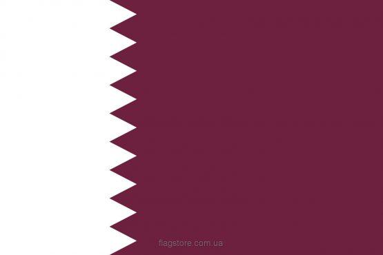 купити прапор Катару (країни Катар)