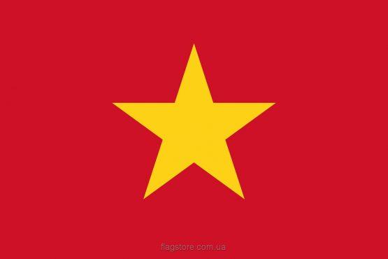 купити прапор В'єтнаму (країни В'єтнам)