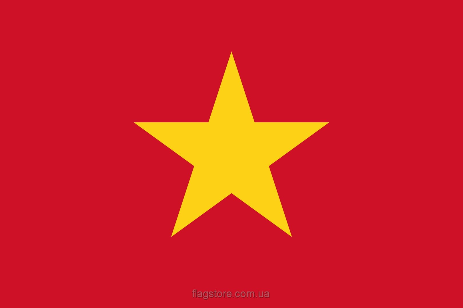 Купить флаг Вьетнама (страны Вьетнам)