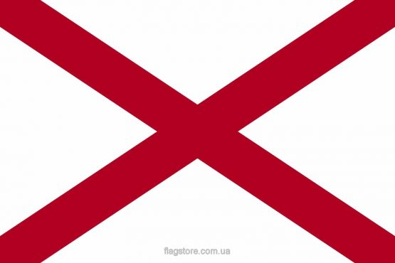 Купити прапор Алабами (штату Алабама)