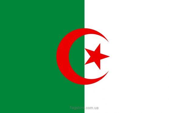 Купити прапор Алжиру (країни Алжир)