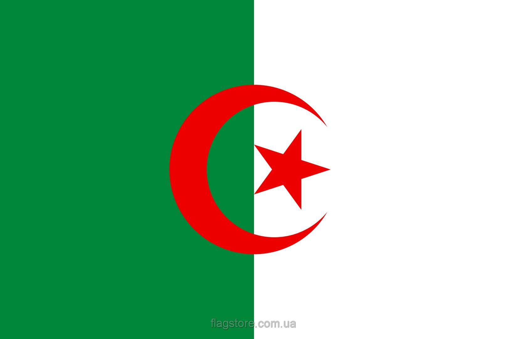 Купить флаг Алжира (страны Алжир)