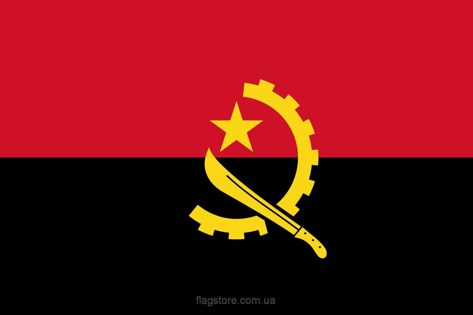 Купить флаг Анголы (страны Ангола)