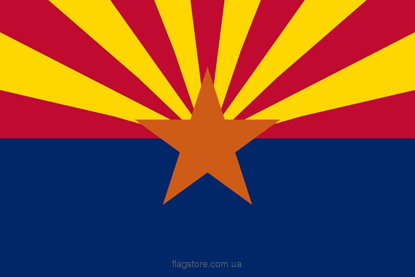 Купить флаг Аризоны (штата Аризона)