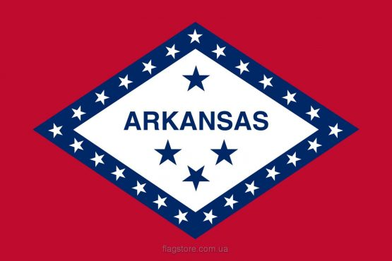 Купити прапор Арканзасу (штату Арканзас)