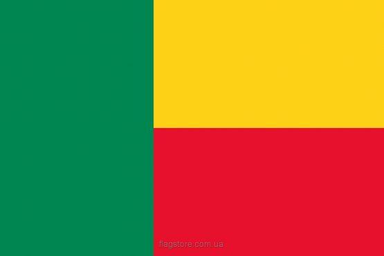 Купити прапор Беніну (країни Бенін)