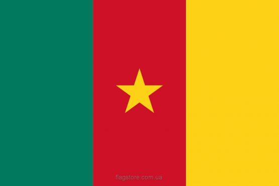 Купити прапор Камеруну (країни Камерун)