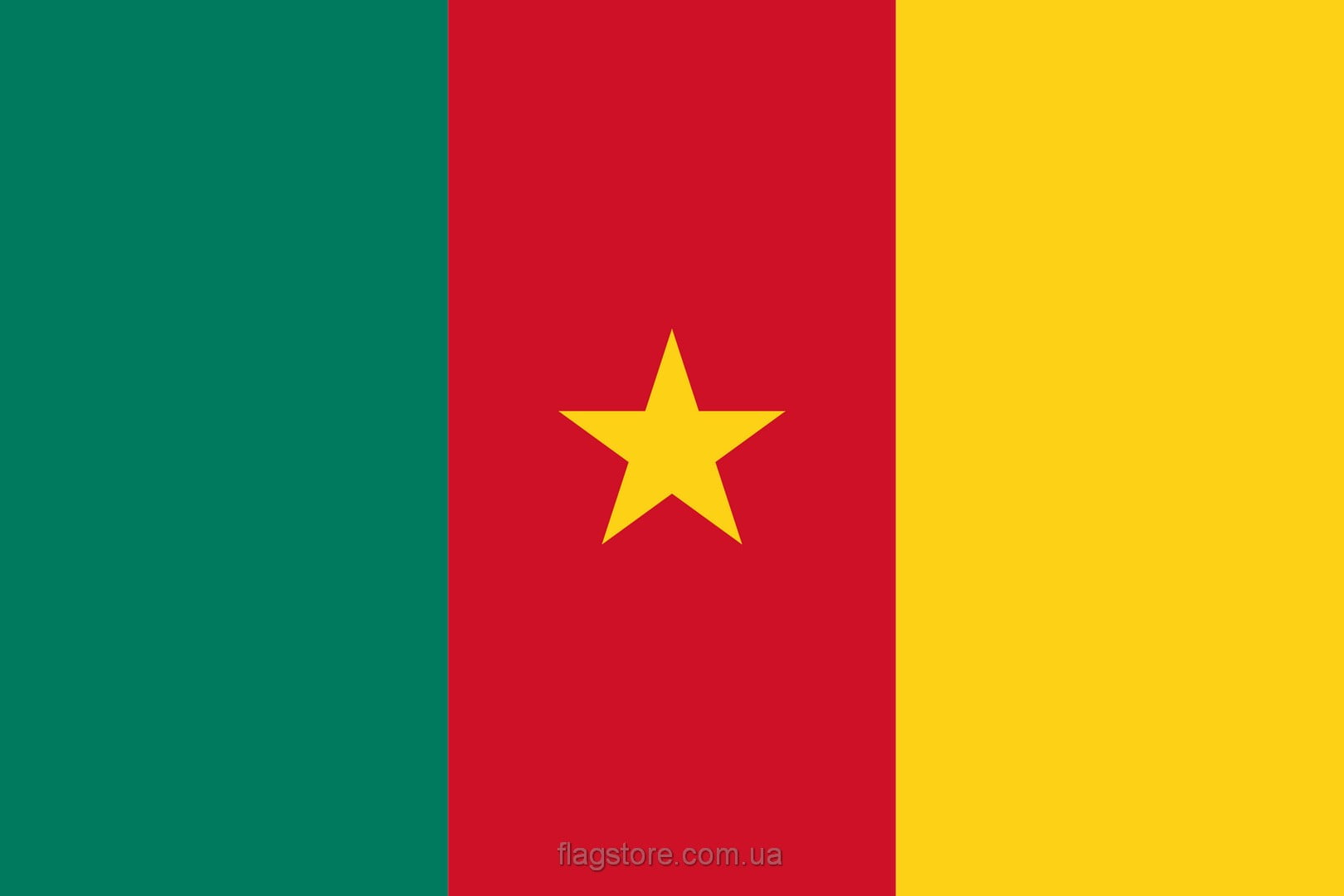 Купить флаг Камеруна (страны Камерун)