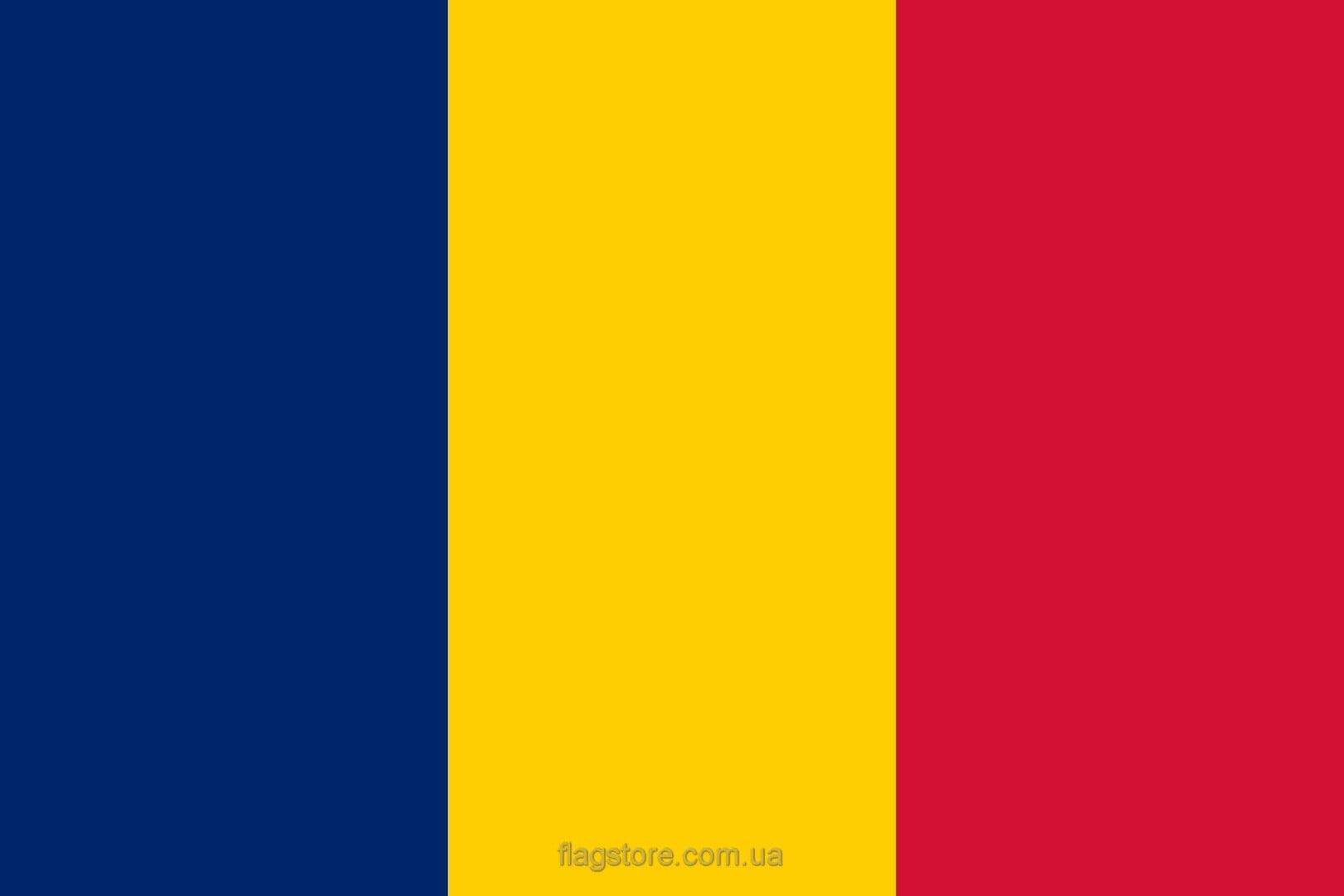 Купить флаг Чада (страны Чад)