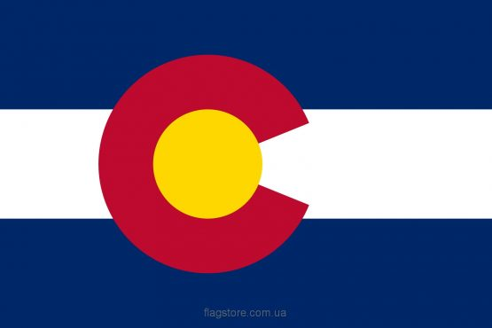 Купити прапор штату Колорадо