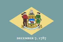 Купити прапор Делаверу (штату Делавер)