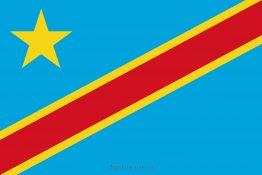 Купити прапор Демократичної Республіки Конго (країни Демократична Республіка Конго)