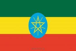 Купити прапор Ефіопії (країни Ефіопія)