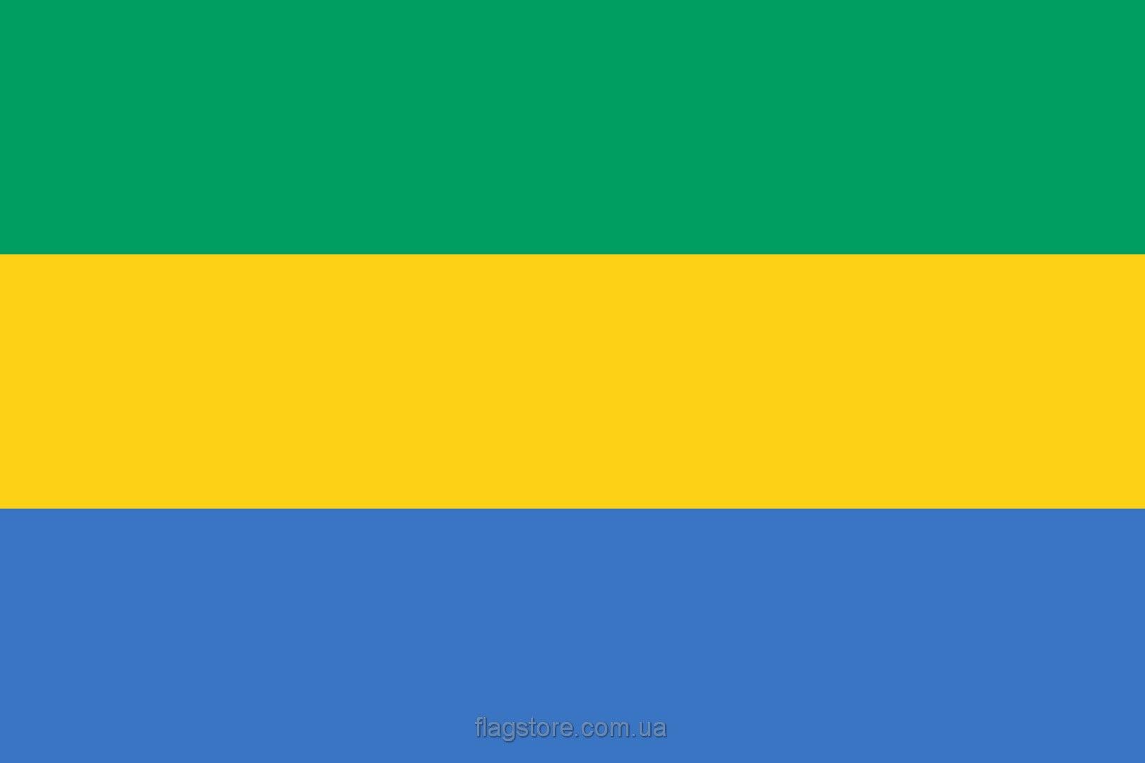 Купить флаг Габона (страны Габон)