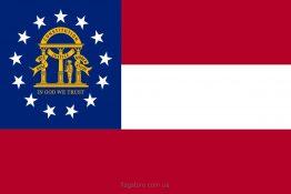 Купити прапор Джорджії (штату Джорджія)