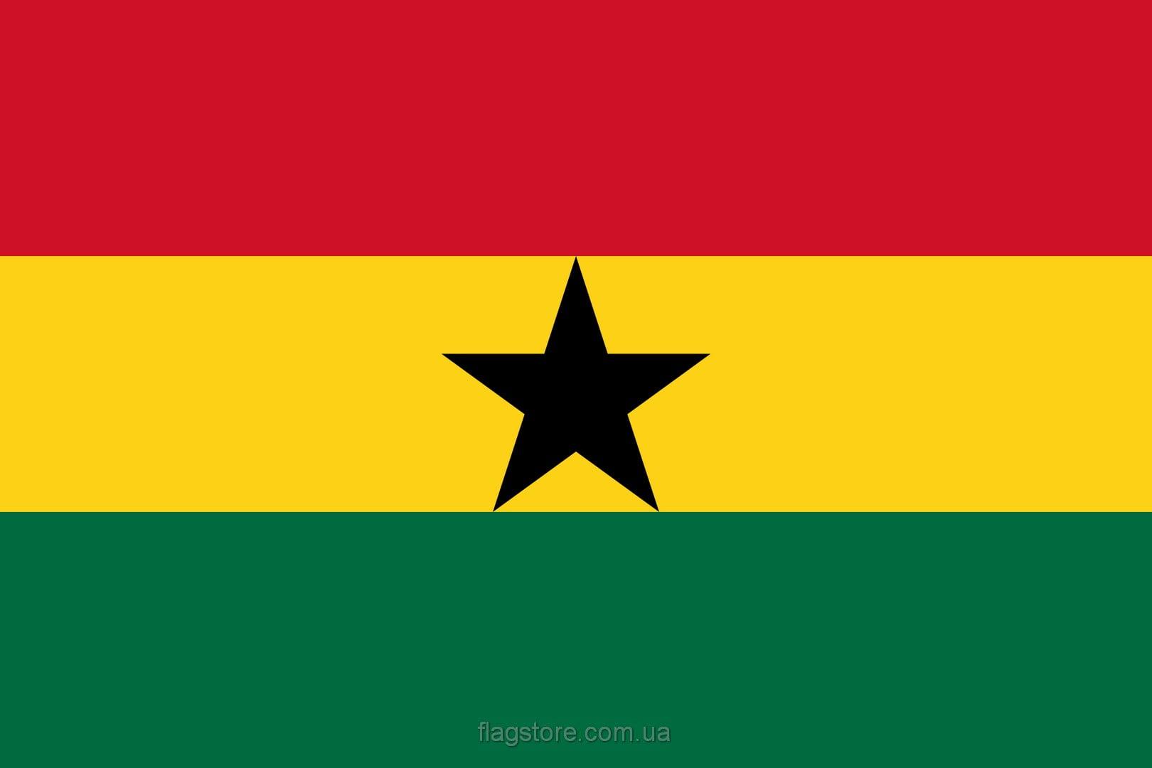 Купить флаг Ганы (страны Гана)