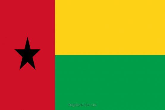 Купити прапор Гвінеї-Бісау (країни Гвінея-Бісау)