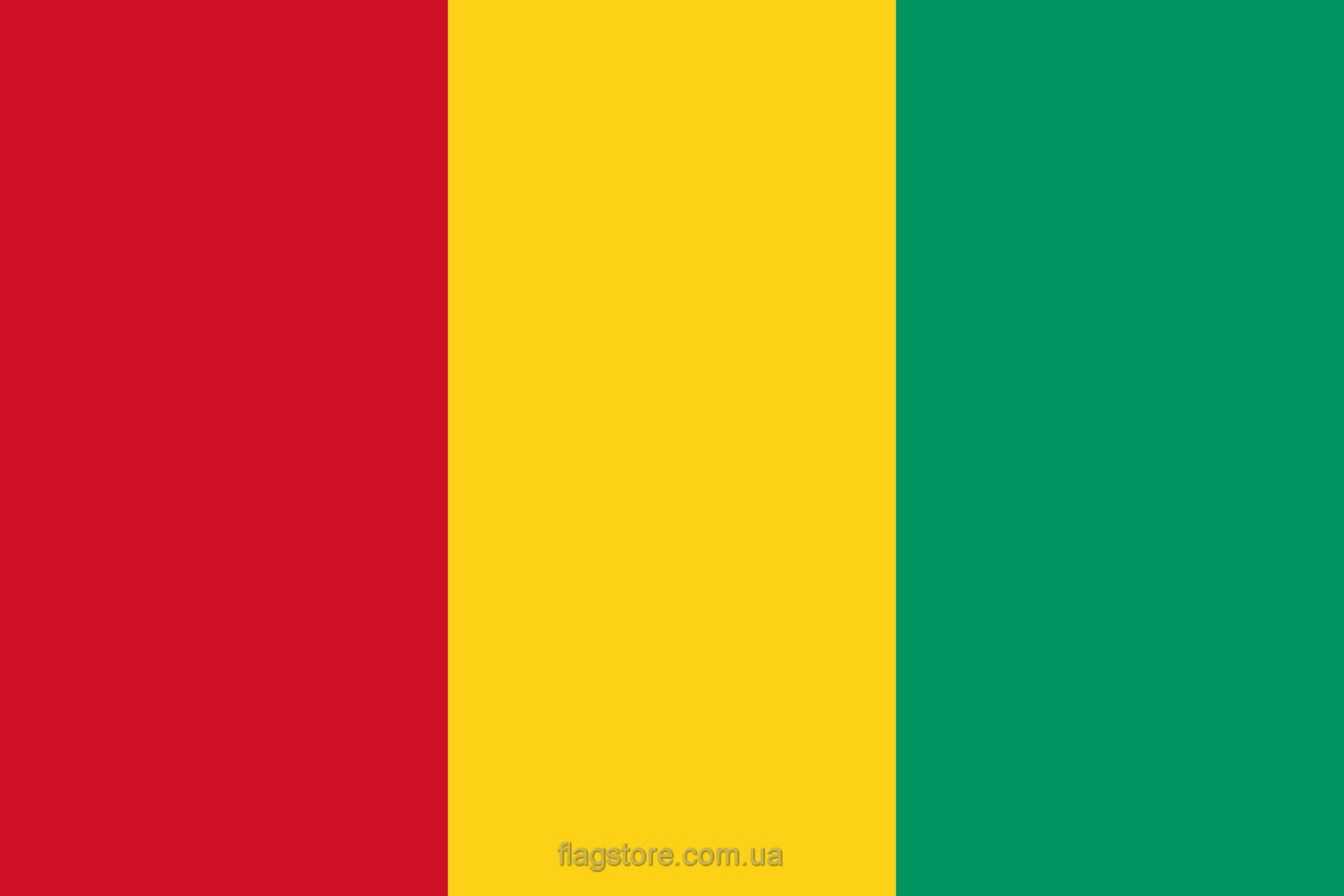 Купить флаг Гвинеи (страны Гвинея)
