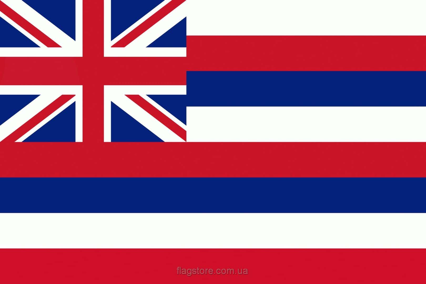Купить флаг Гавайев (штата Гавайи)