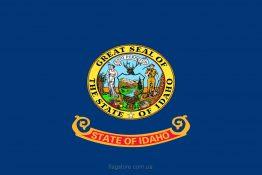Купити прапор штату Айдахо