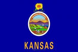 Купити прапор Канзасу (штату Канзас)