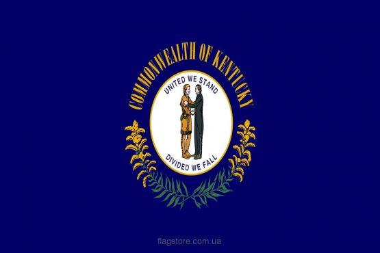 Купити прапор штату Кентуккі