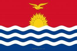 Купити прапор країни Кірибаті