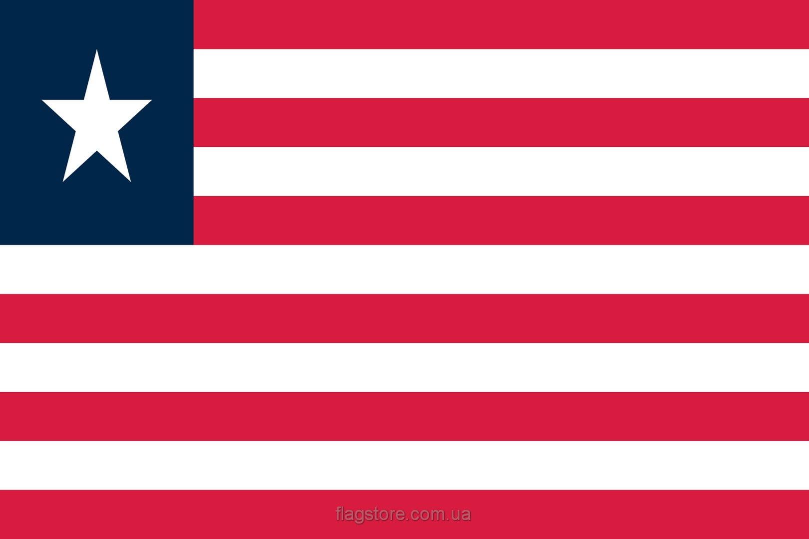 Купить флаг Либерии (страны Либерия)
